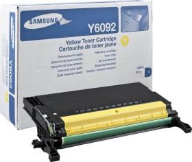 Samsung Toner CLT-Y6092S gelb