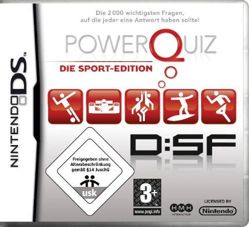 PowerQuiz DSF (deutsch) (DS) -- via Amazon Partnerprogramm