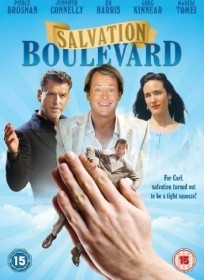 Salvation Boulevard (DVD) (UK)