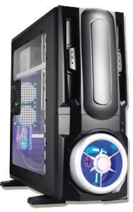 AeroCool JetMaster Midi-Tower (various colours, without power supply)
