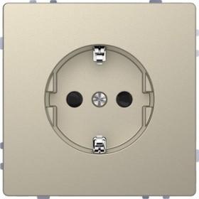 Merten System Design SCHUKO-Steckdose, sahara (MEG2300-6033)