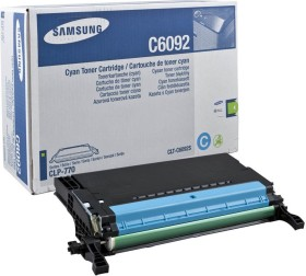 Samsung Toner CLT-C6092S cyan (SU082A)