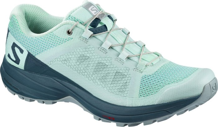 Salomon Damen Xa Elevate W Traillaufschuhe, Blau (Beach Glass/Reflecting Pond/Lead 000), 40 2/3 EU