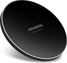 AXAGON WDC-P10T Thin wireless Charging Pad black