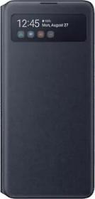 Samsung S-View Wallet Cover für Galaxy Note 10 Lite schwarz (EF-EN770PBEGEU)