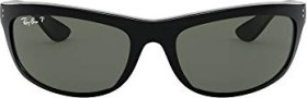 Ray-Ban RB4089 Balorama 62mm black/green classic (RB4089-601/58)