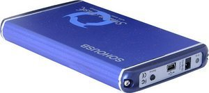 "DeLOCK 42378 blue, 2.5"", USB 2.0 micro B"