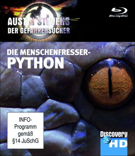 Discovery HD: Austin Stevens Menschenfresserpython (Blu-ray) -- via Amazon Partnerprogramm