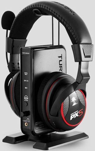 Turtle Beach Ear Force PX5 Headset (PS4/PS3/Xbox 360)