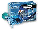 Elsa Synergy III, Quadro2 MXR, 32MB, DVI, DualHead, AGP, retail (00545)