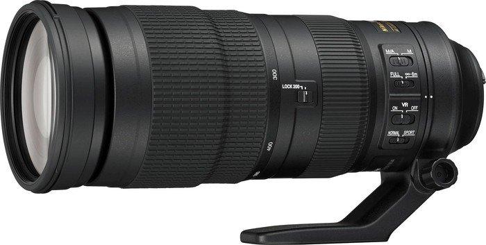 Nikon AF-S 200-500mm 5.6E ED VR black (JAA822DA)