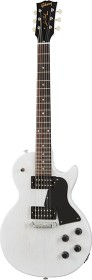 Gibson Les Paul Special Tribute Humbucker Worn White Satin (LPSDT00B2CH1)