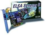 Elsa Synergy II, Riva TNT2, 32MB, PCI, Retail (00808)