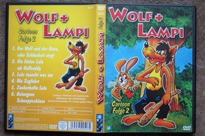 Wolf & Lampi Vol. 2 -- © bepixelung.org