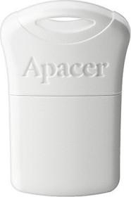 Apacer AH116 weiß 32GB, USB-A 2.0 (AP32GAH116W-1)