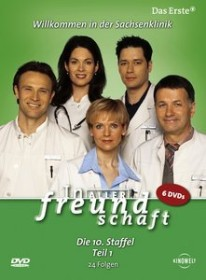 In aller Freundschaft Staffel 10.1 (DVD)