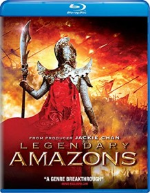 Legendary Amazons (Blu-ray) (UK)