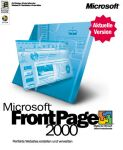 Microsoft: FrontPage 2000 (englisch) (PC) (392-00493)