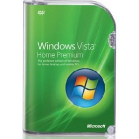 Microsoft Windows Vista Home Premium, Update (English) (PC) (66I-00018)
