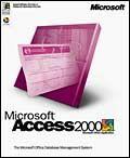 Microsoft: Access 2000 Update (englisch) (PC) (077-01281)
