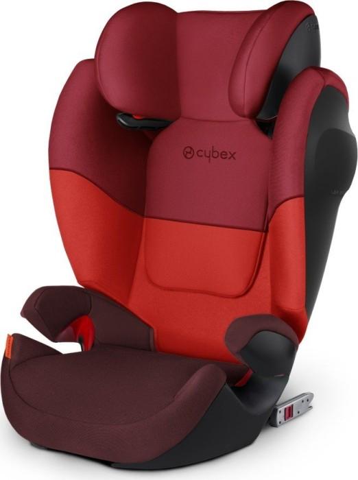 Cybex Solution M-Fix SL rumba red 2018/2019