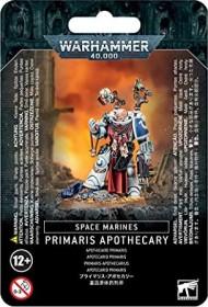 Games Workshop Warhammer 40.000 - Space Marines - Primaris Apothecary (99070101060)