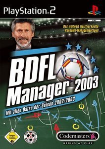 BDFL Manager 2003 (deutsch) (PS2)
