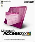 Microsoft Access 2000 (English) (PC) (077-01279)