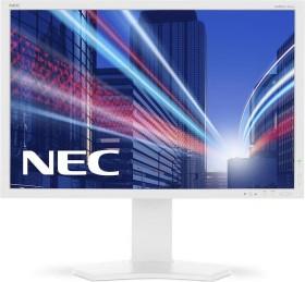"NEC MultiSync P242W white, 24.1"" (60003418)"