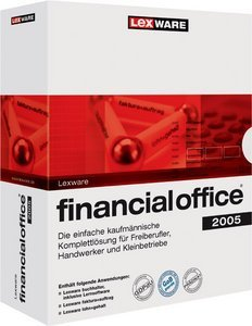 Lexware Financial Office 2005 9.0 (PC) (09017-0035)