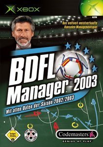 BDFL Manager 2003 (German) (Xbox)