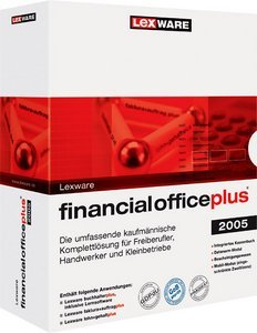 Lexware: Financial Office Plus 2005 9.0 (deutsch) (PC) (08858-0008)