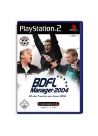 BDFL Manager 2004 (PS2)