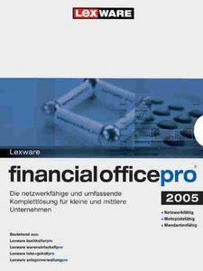 Lexware: Financial Office Pro 2005 5.0 (deutsch) (PC) (09018-0011)