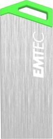 Emtec miniMetallic 8GB, USB-A 2.0 (ECMMD8GS210S)