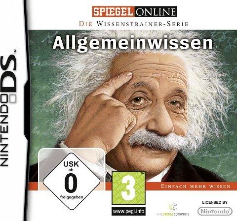 SPIEGEL ONLINE: Der Allgemeinwissenstest (deutsch) (DS) -- via Amazon Partnerprogramm