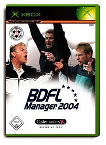 BDFL Manager 2004 (German) (Xbox)