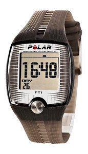 Polar FT1 Heart Rate monitor black -- ©globetrotter.de