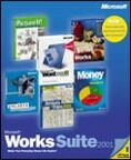 Microsoft: Works Suite 2001 (PC) (B11-00327)