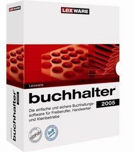 Lexware Buchhalter 2005 10.0 (deutsch) (PC) (08848-0046)