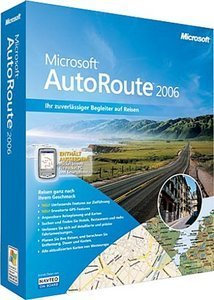Microsoft: Autoroute 2006 Europe (PC)