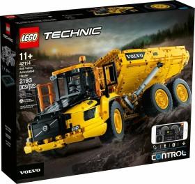 LEGO Technic - Knickgelenkter Volvo-Dumper (6x6) (42114)