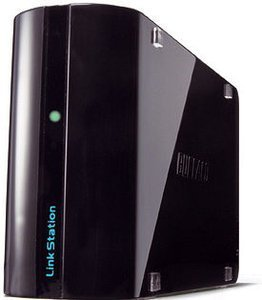 Buffalo Linkstation mini black 500GB, 1x Gb LAN (LS-WSX500L/R1EU)