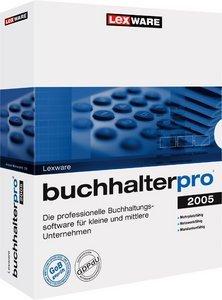 Lexware księgowy Pro 2005 5.0, wersja sieciowa (niemiecki) (PC)