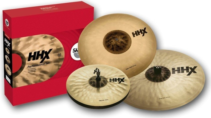 Sabian HHX-Evolution Performance set (SA15005XEB)