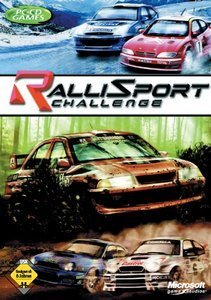 RalliSport Challenge (German) (PC)