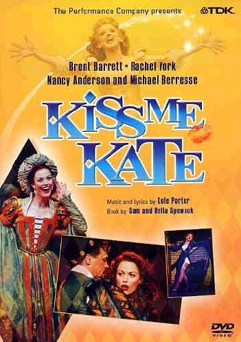 Kiss Me Kate -- via Amazon Partnerprogramm