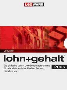 Lexware Lohn+Gehalt 2005 9.0 (PC) (09002-0043)