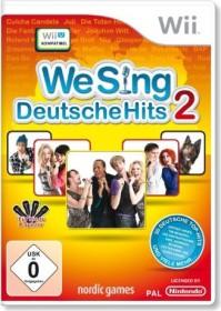 We Sing Deutsche Hits 2 (Wii)
