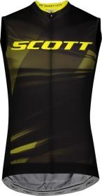 Scott RC Pro Trikot ärmellos black/sulphur yellow (Herren) (275272-5024)